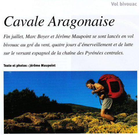 Cavale Aragonaise AERIAL