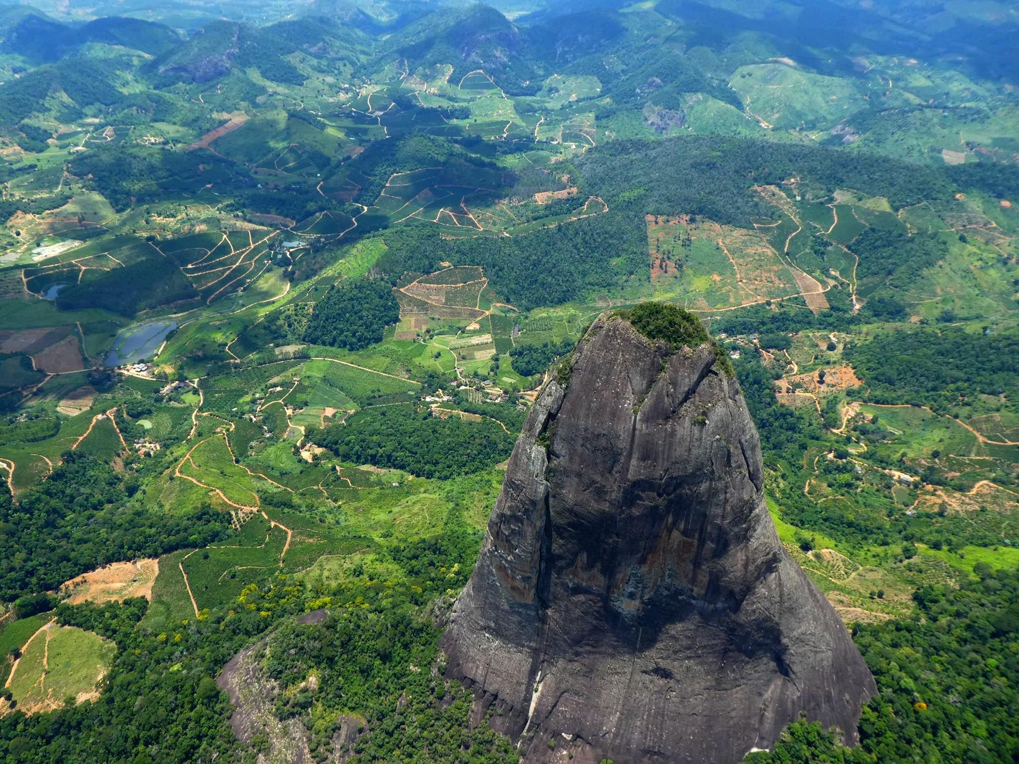 Distance au Brésil Pancas