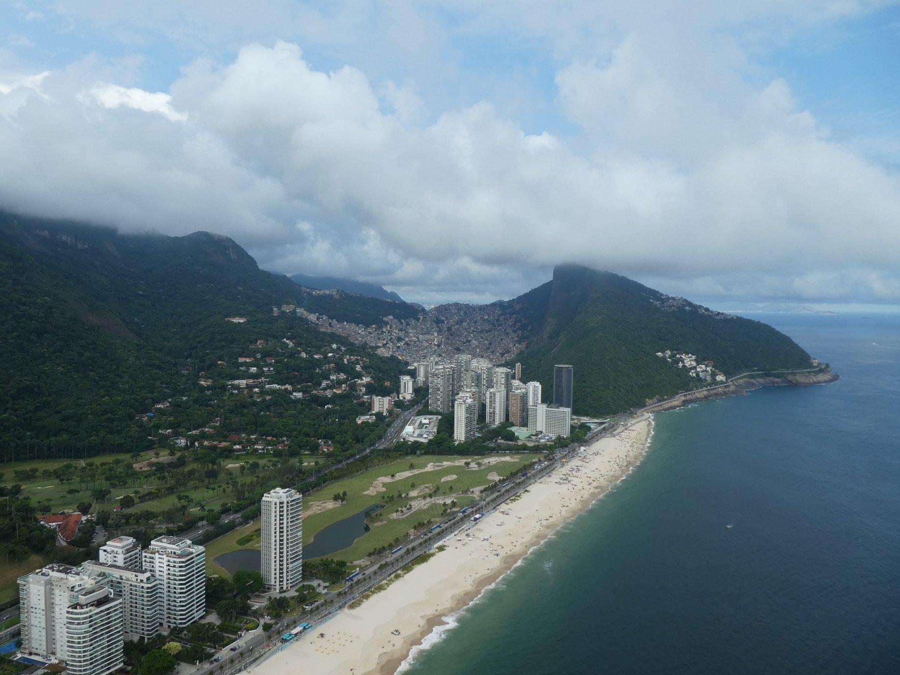 Vol à Rio de Janeiro