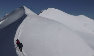 Castor - Stage Mont Blanc