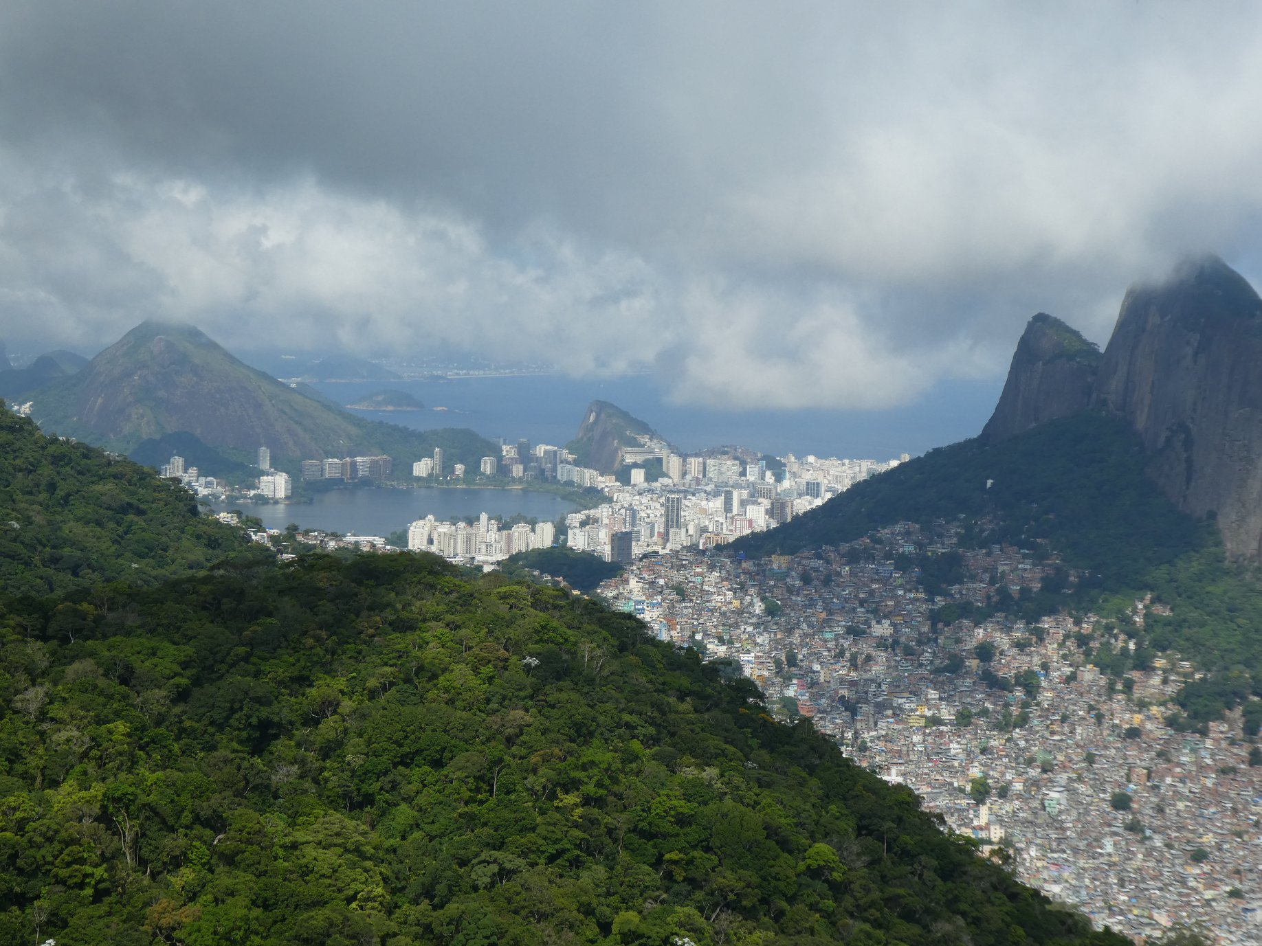 RIO de Janeiro Stage distance