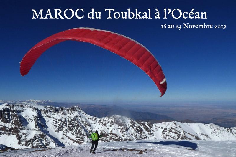 Stage MAROC du Toubkal à l'Océan